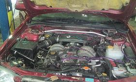 Двигатель 3,0 под капотом Subaru Forester
