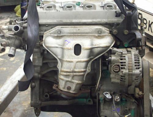 Замена двигателя Honda Stream