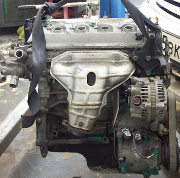 Контрактный двигатель Honda Stream