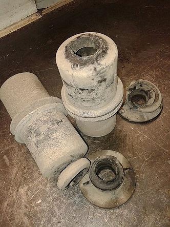 Старые пыльники стоек Honda Stream