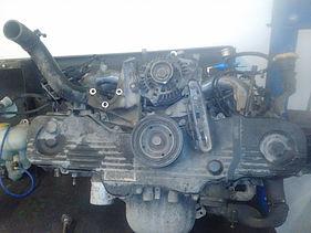 Двигатель Subaru 2.0