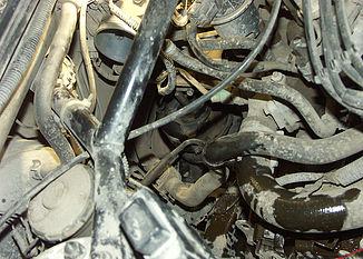 Установленная опора двигателя Honda Accord