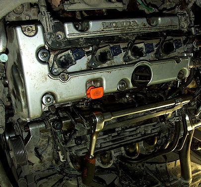 Головка блока цилиндров Honda Accord