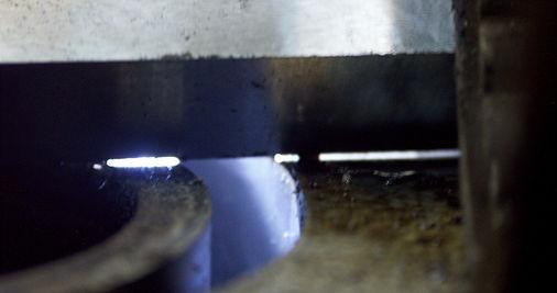 Деформация блока цилиндров Honda Stream
