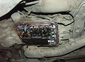 АКПП Subaru Forester без поддона