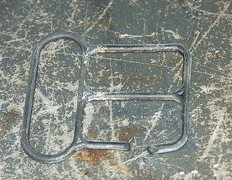 Старая прокладка клапана холостого хода Toyota Allex