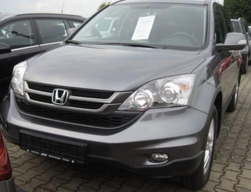 Honda CR-V третьего поколения (2006-2012 гг/в)