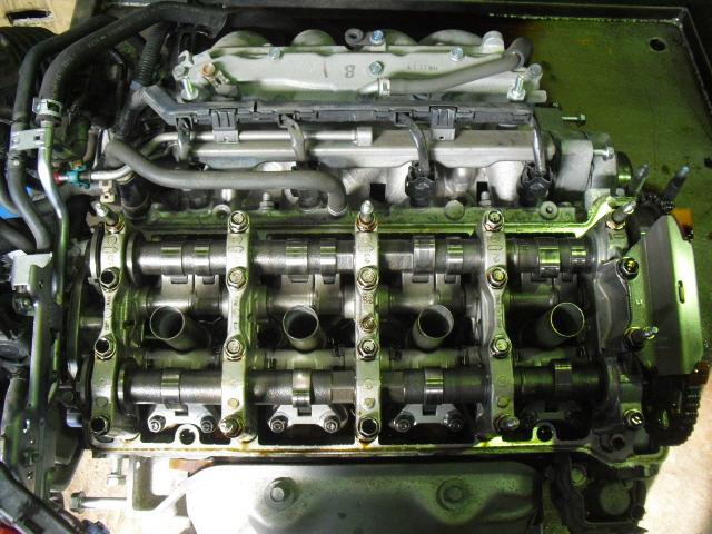 Двигатель Honda K24A распредвалы