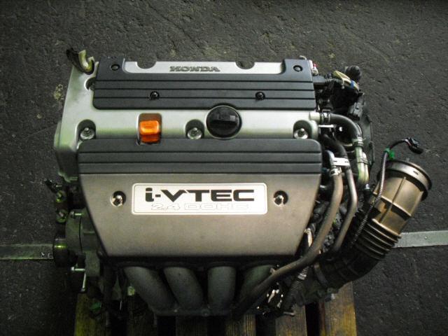Двигатель Honda K24A в сборе