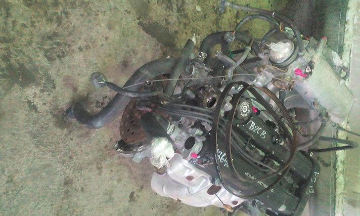 Контрактный двигатель B20B