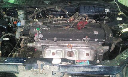 Установленный двигатель B20B