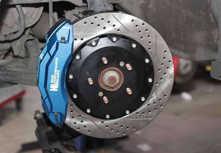 Тормозной диск Хонда Аккорд