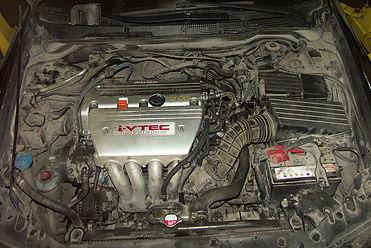 Контрактный двигатель Хонда Аккорд